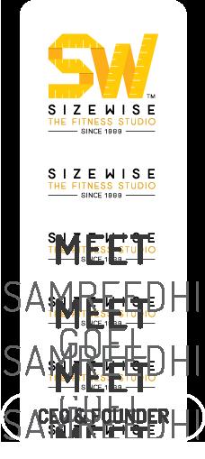 Samreedhi Goel, Founder, Sizewise health studio