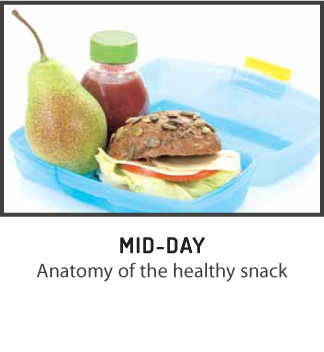 Anatomy of the healthy snack - Mid Day, Mumbai