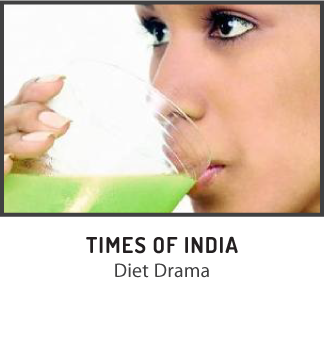 Diet Drama - Times of India